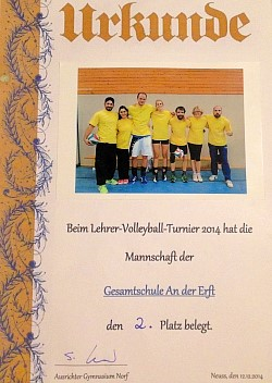 Volleyballturnier-122014